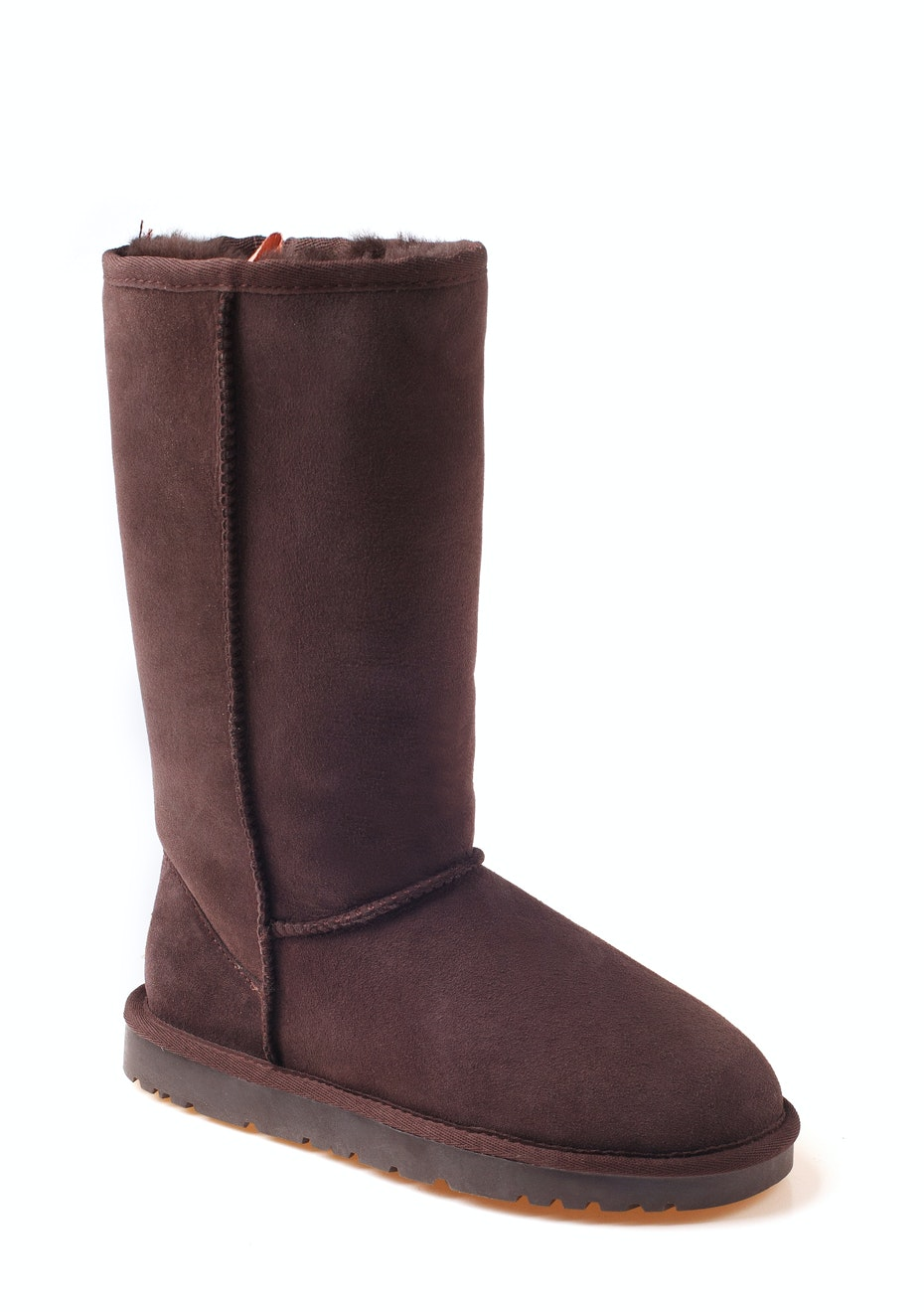 Ozwear - Classic Ugg Long Boots - Chocolate