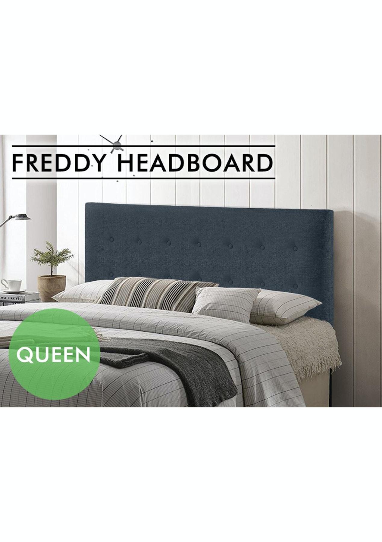 huge discount ea1ad a227e Freddy Headboard Queen