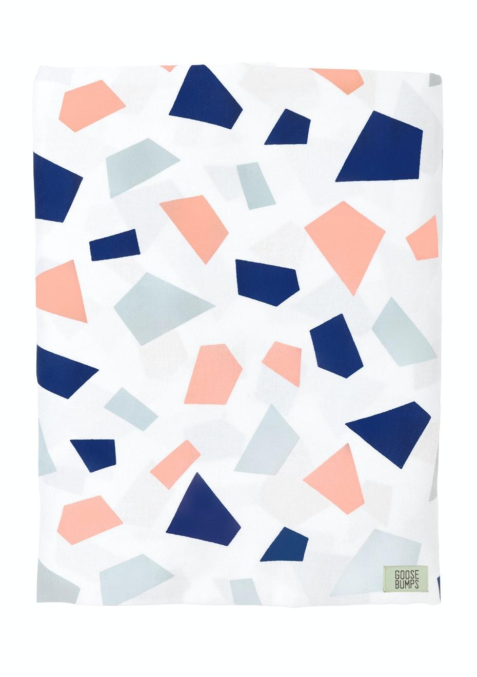 Goosebumps - Flat Sheet - Pop Rocks  - Queen