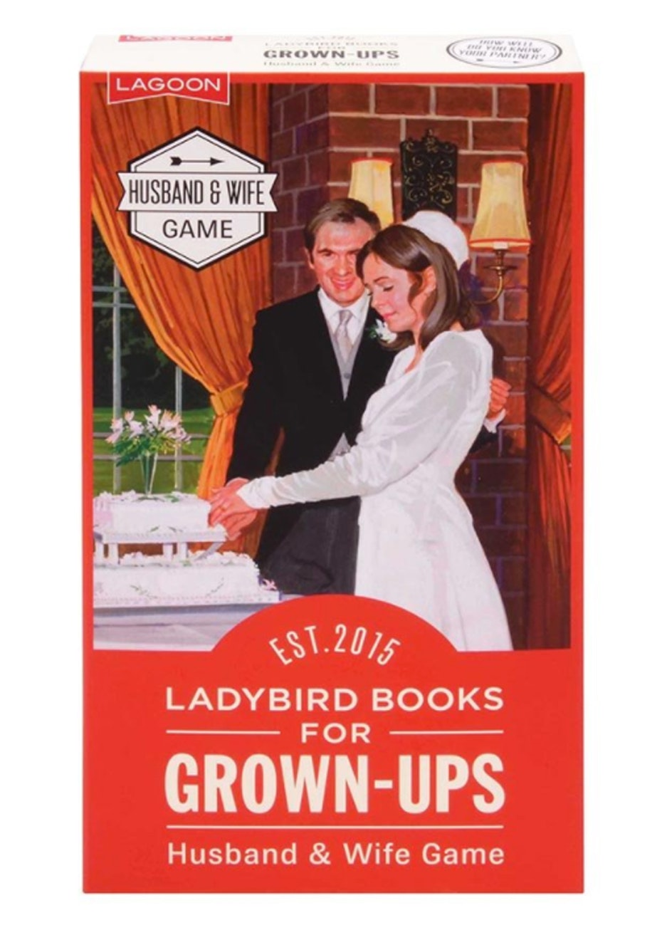 Ladybird for Grown-Ups Husband and Wife Game