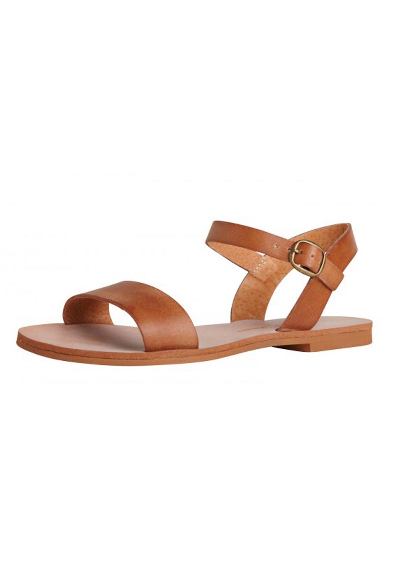 49bfa9d1dc10 Windsor Smith - Bondi - Tan Leather - Monday Shoe Fire Sale - Onceit