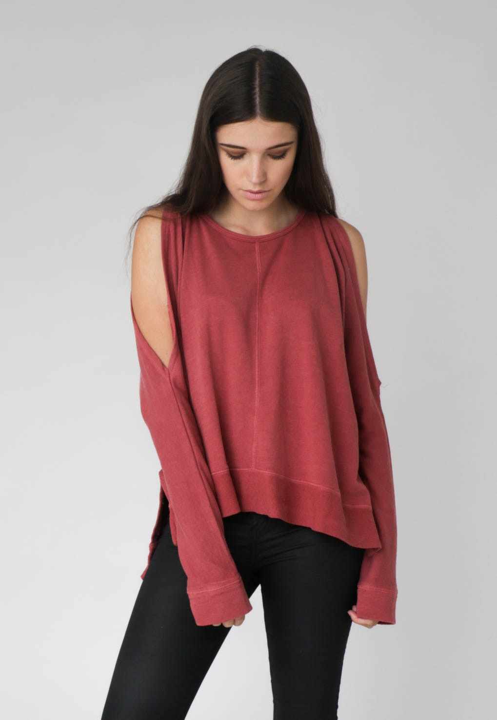 All About Eve - Fleece Pickers - Rust