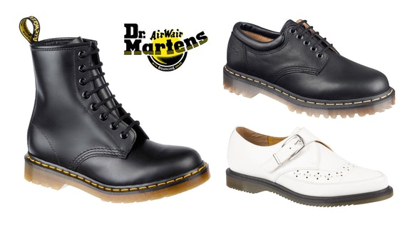 Image of the 'Dr Martens: New Styles Added' sale
