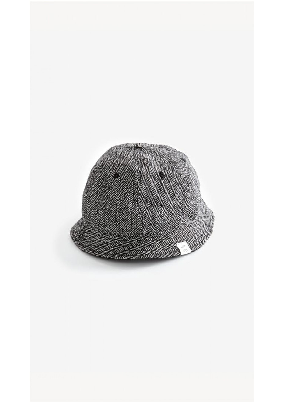 I Love Ugly - Bucket Hat - Grey Wool