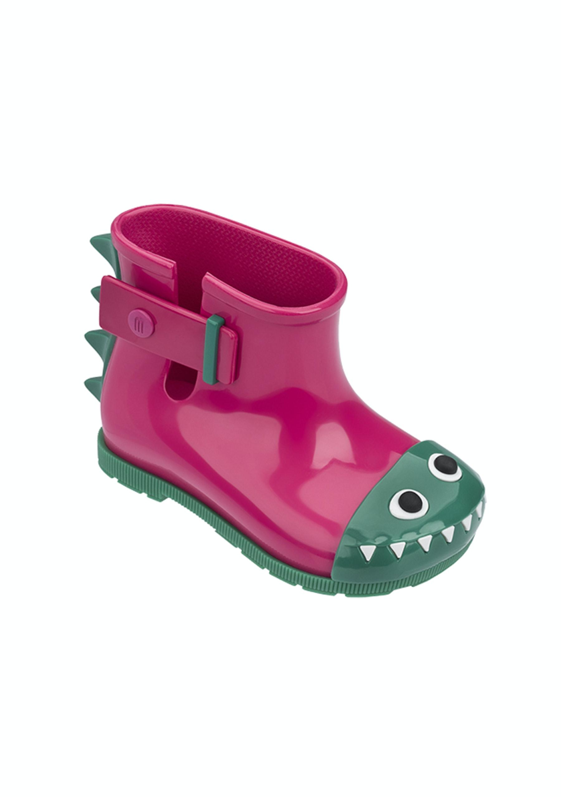 Mini Melissa Sugar Rain Fabula Pink Soludos & Melissa ceit