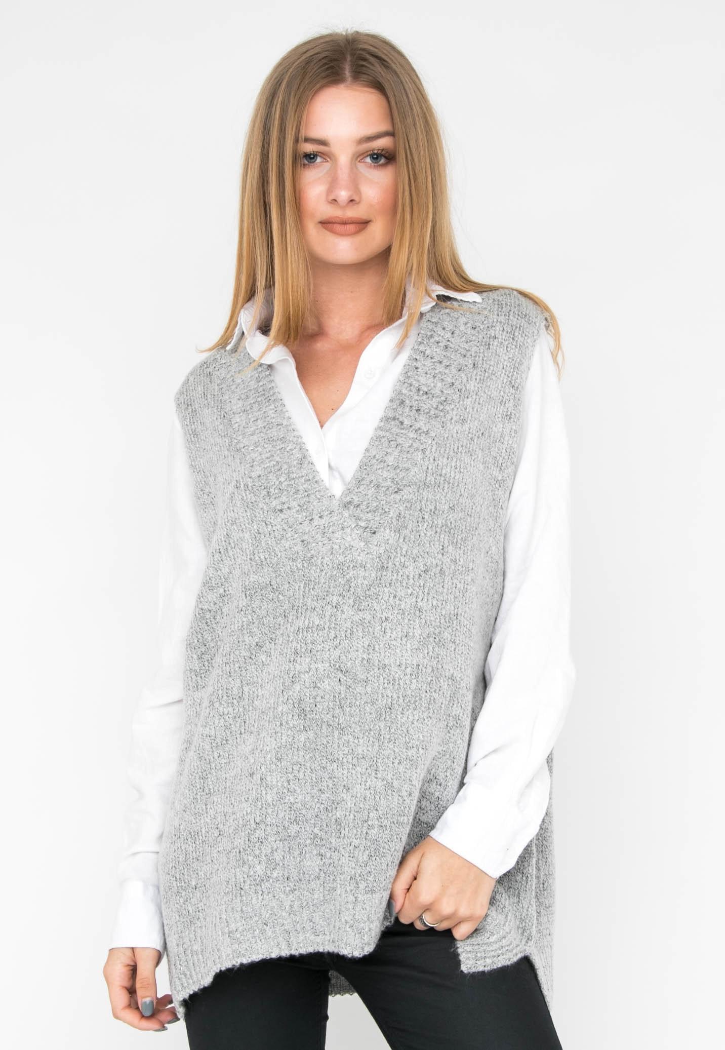 Spacey Vest - Grey