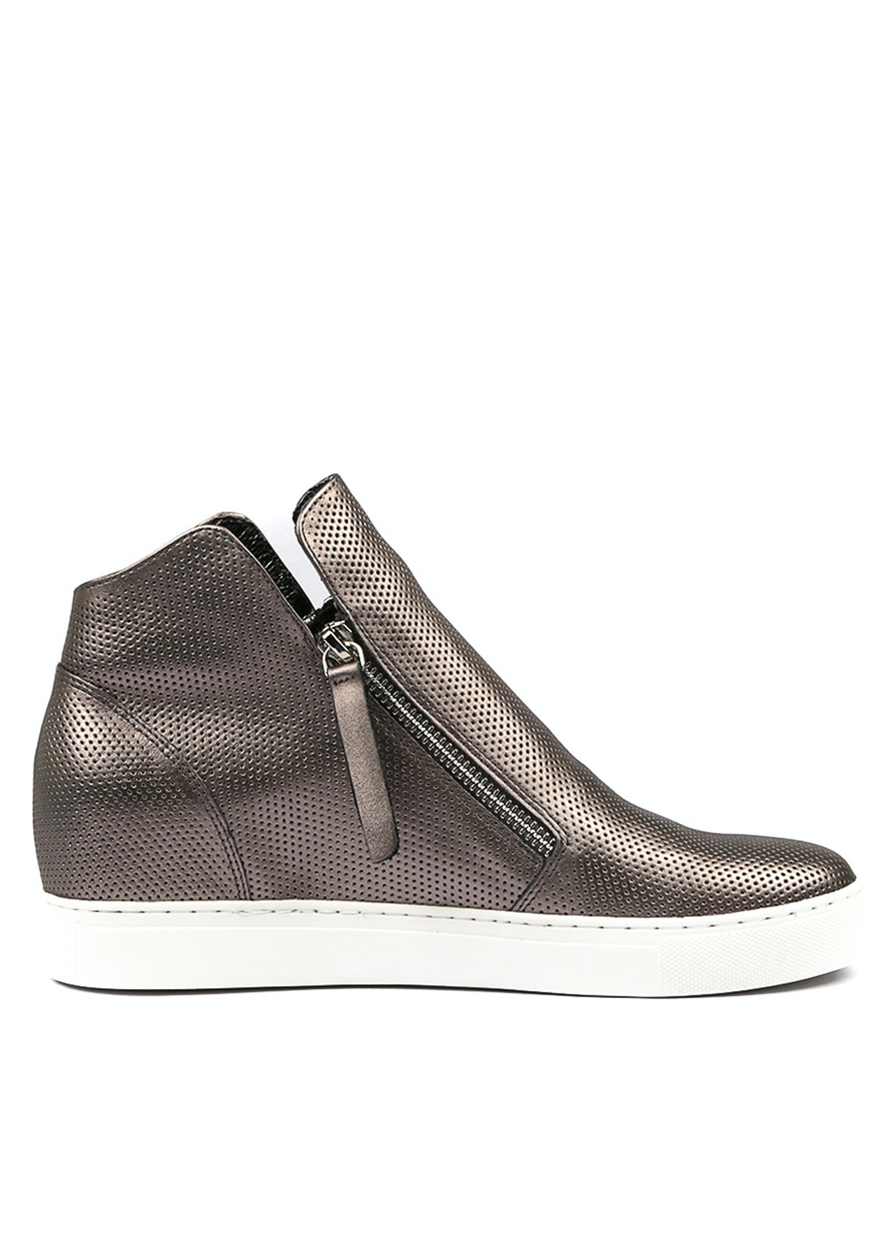 f69073b670dc Django   Juliette - Gisele - Pewter Leather - Back by Popular Demand  the  Gisele Boot - Onceit