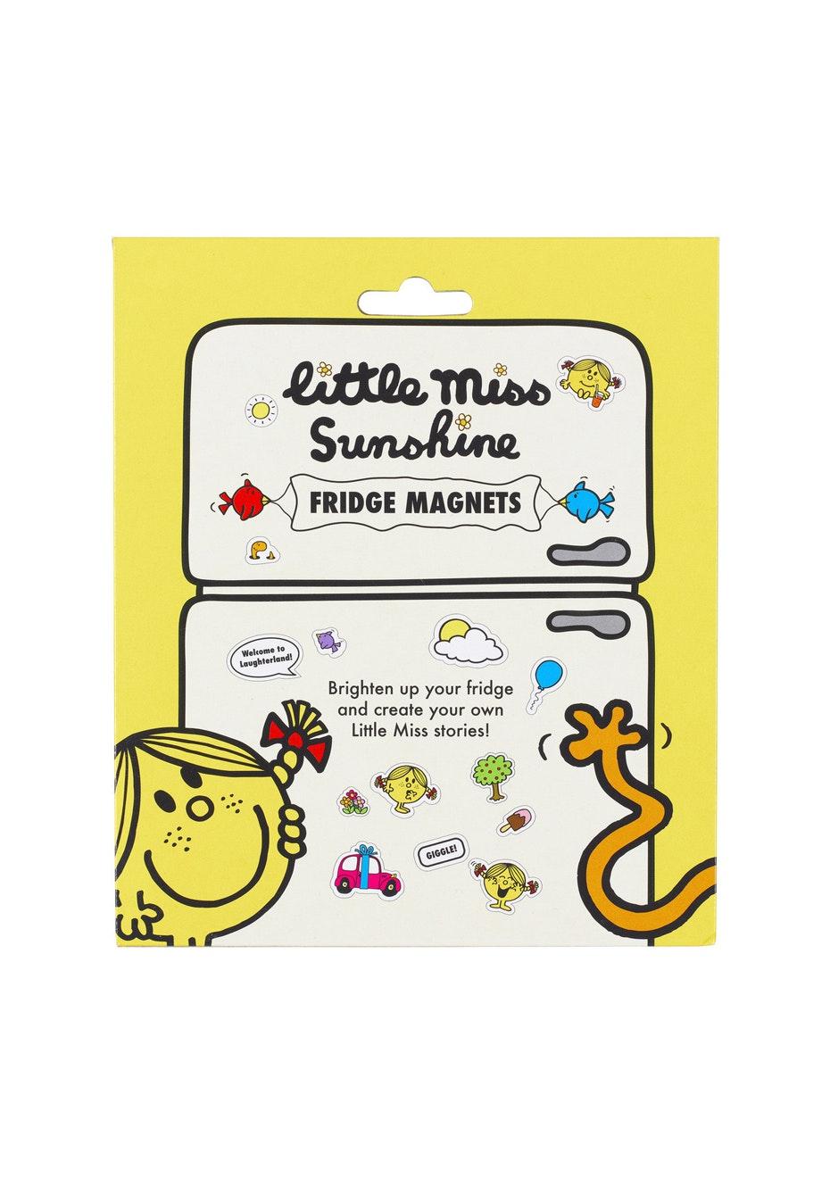 Mr Men - Fridge Magnets Little Miss Sunshine