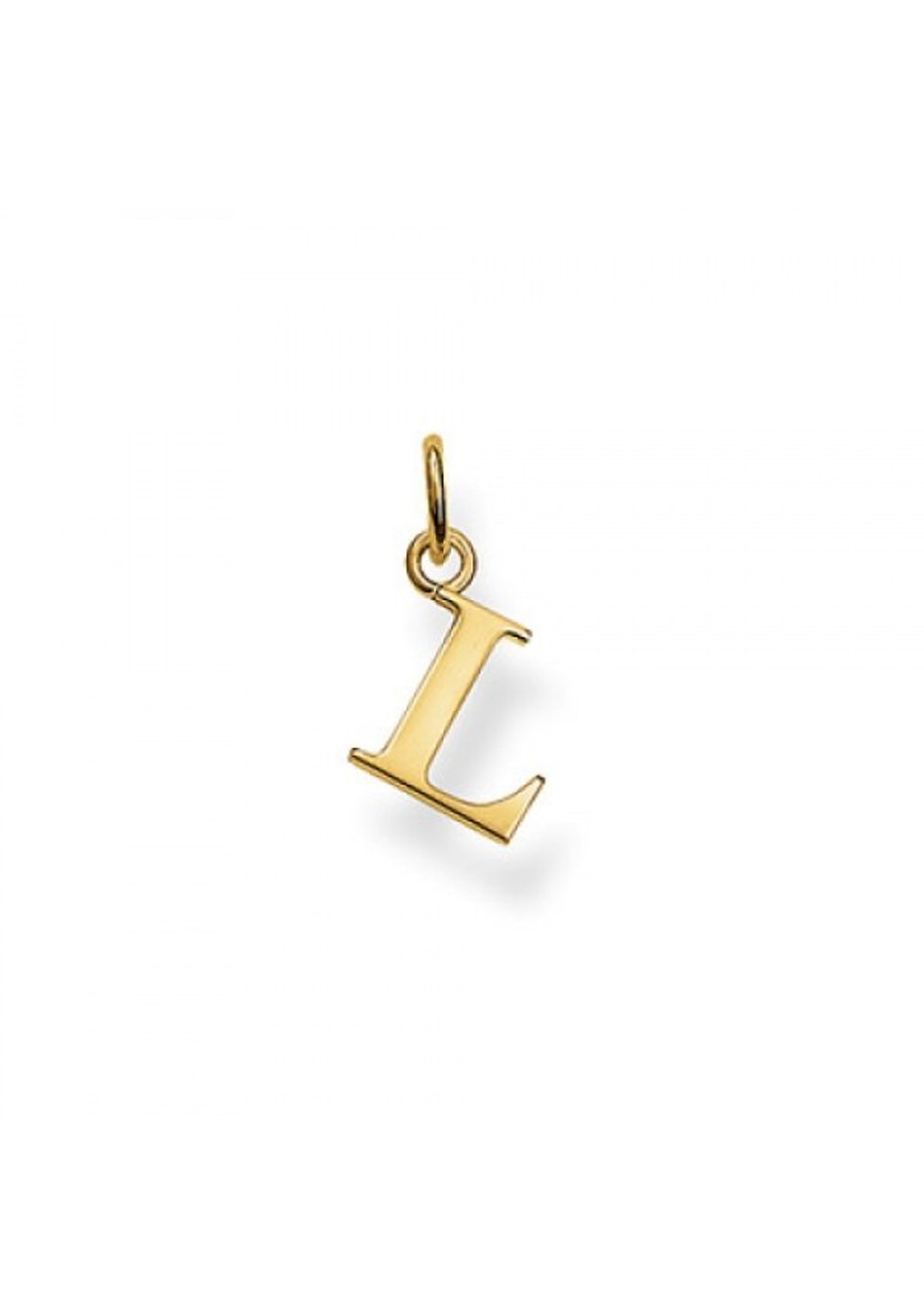 Thomas Sabo  - L' Pendant - Yellow Gold Plated