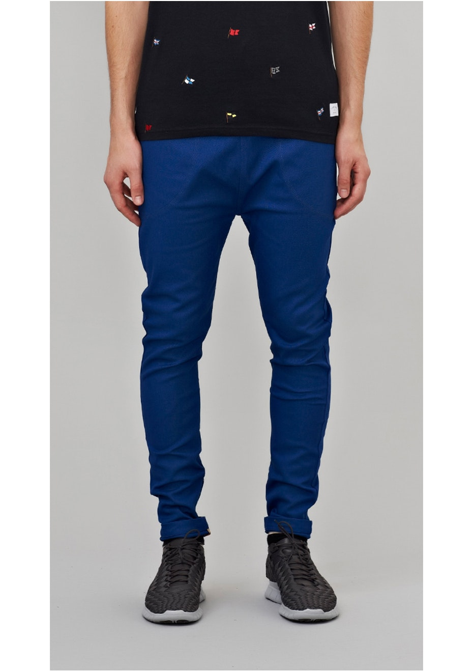 I Love Ugly - Zespy Pant Yale Blue