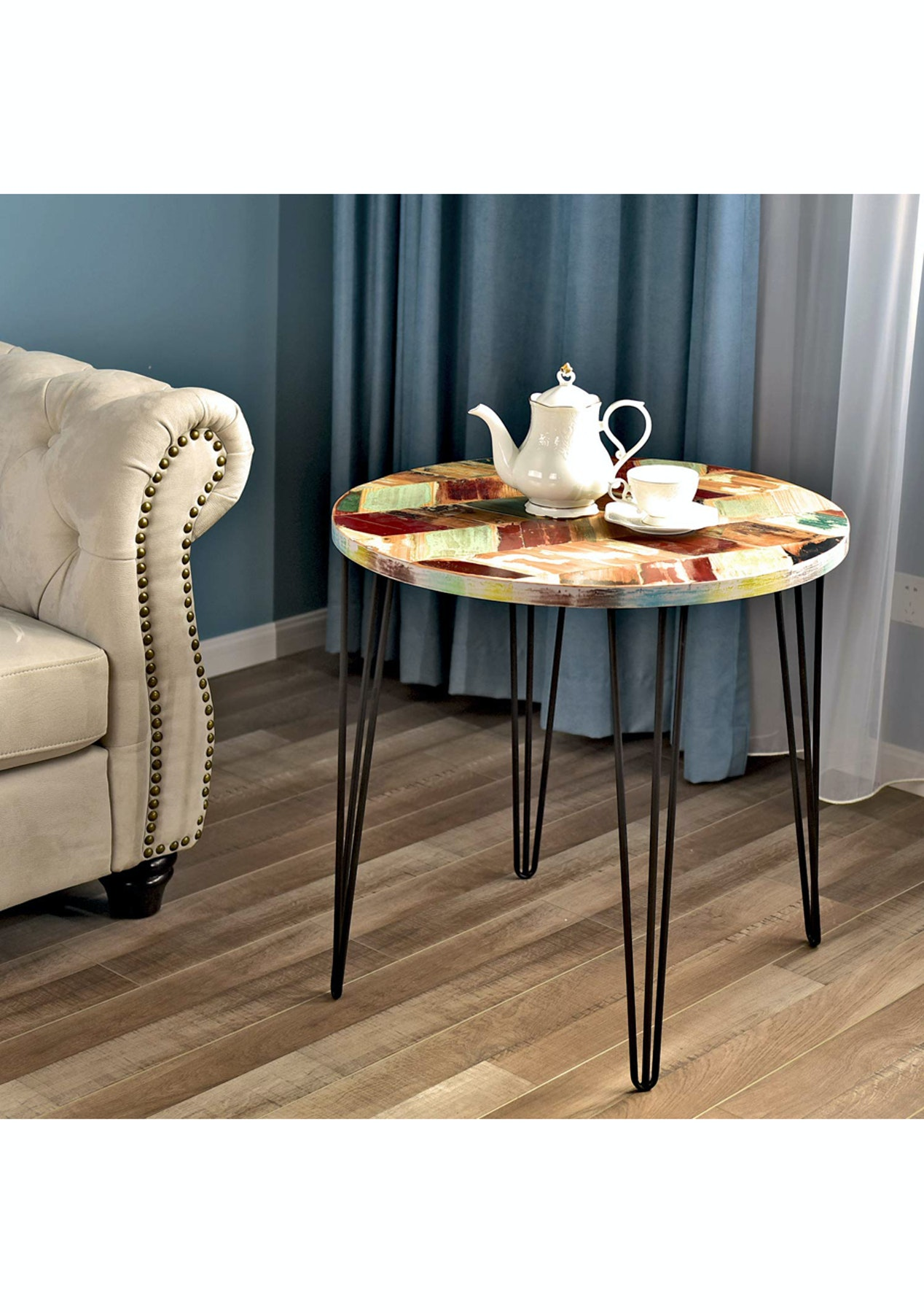 40cm Hairpin Diy Table Legs Set Of 4 Mid Year Furniture Sale Onceit