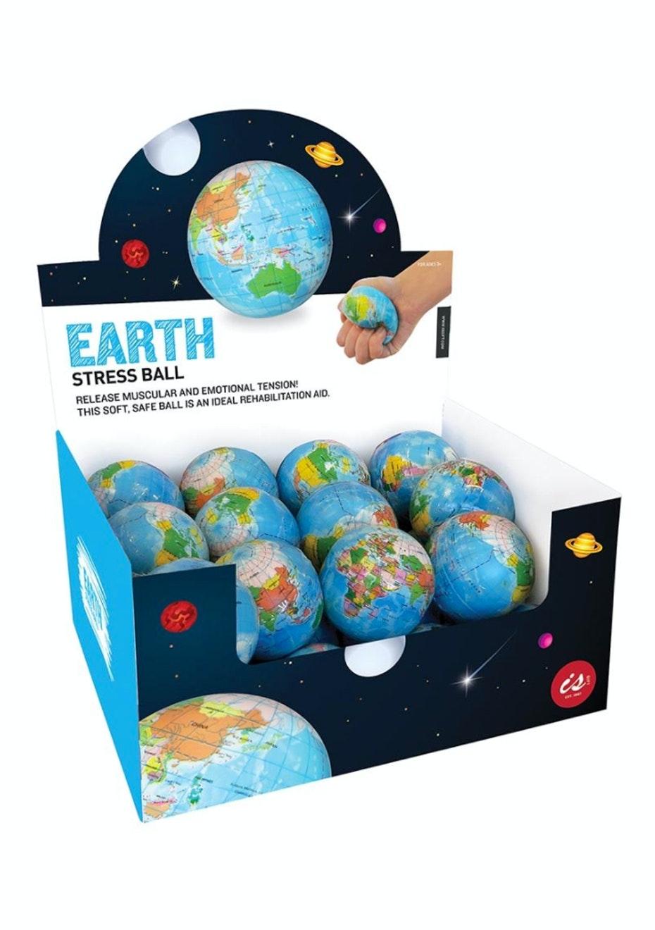 Earth Stress Ball 70mm