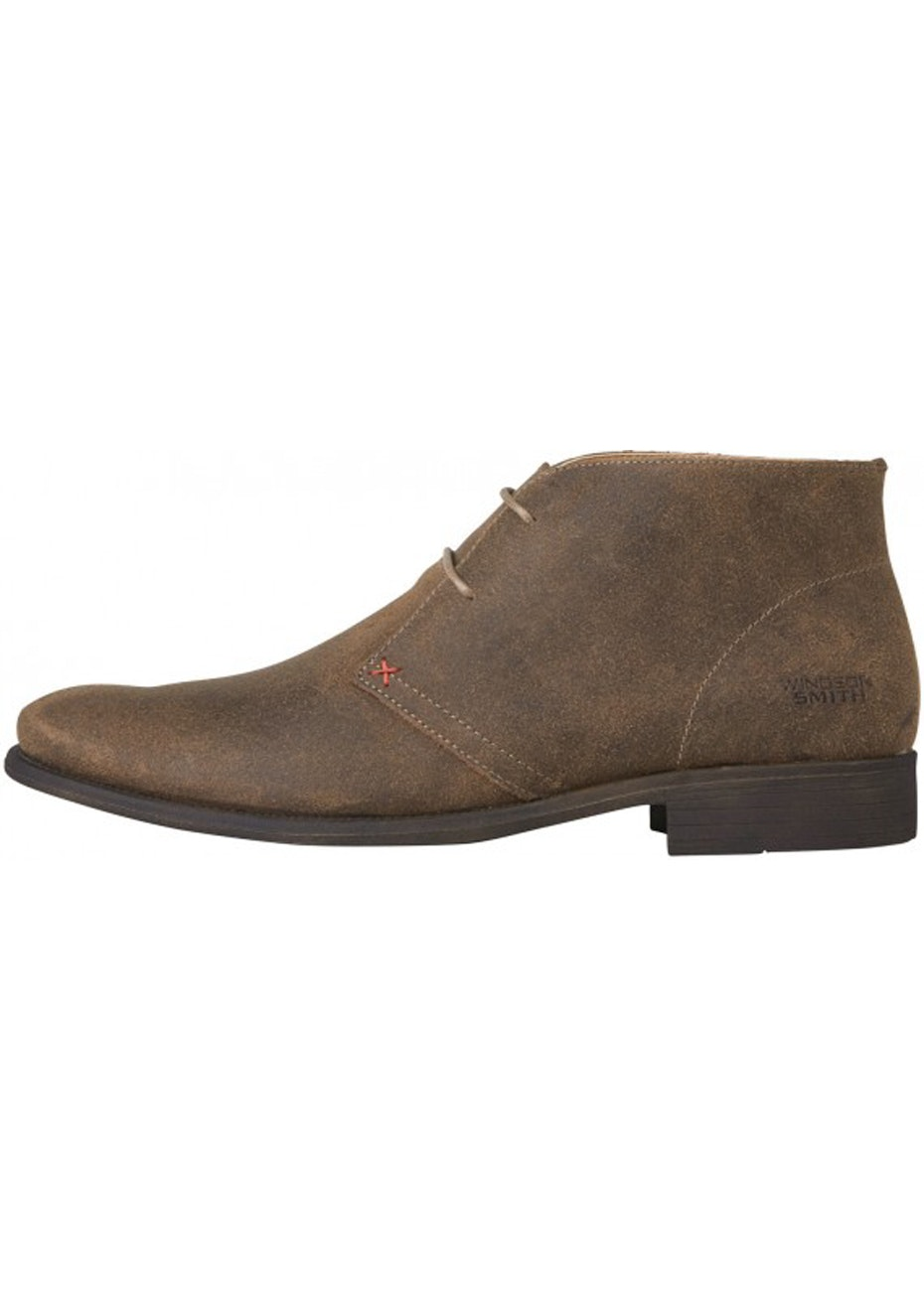 Windsor Smith - Harvard - Taupe Oil Suede