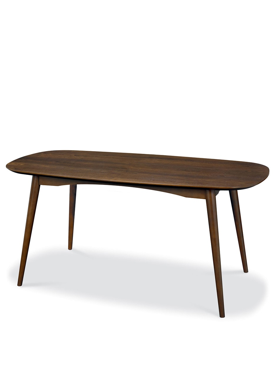 Furniture By Design - Oslo Dining Table- Walnut Veneers and Solid Walnut