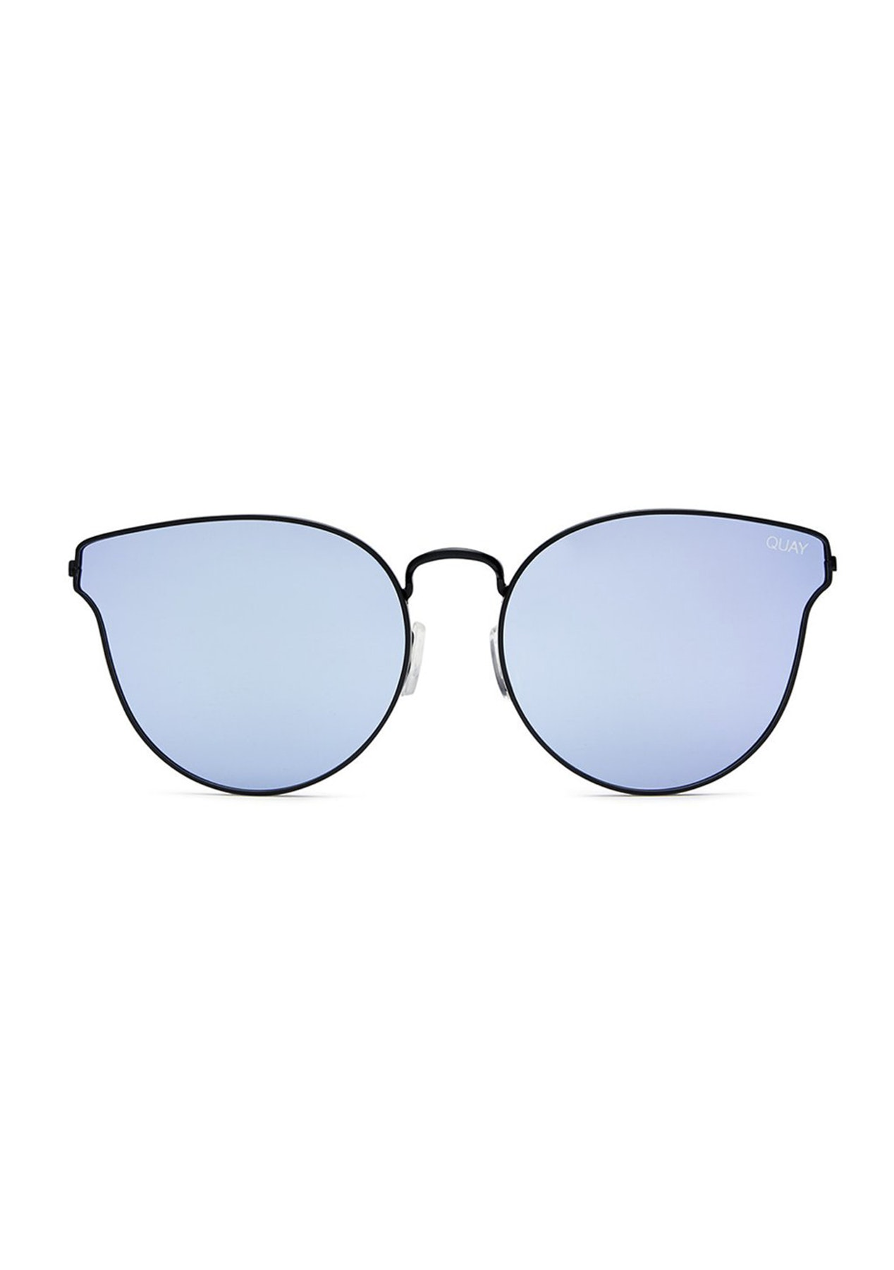 617e4b823ec Quay - All My Love - Black   Purple Mirror - Quay Eyewear - New Styles  Added - Onceit