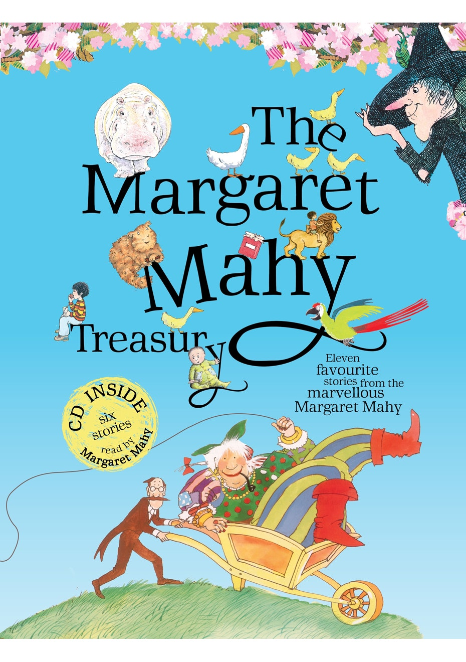 The Margaret Mahy Treasury + CD