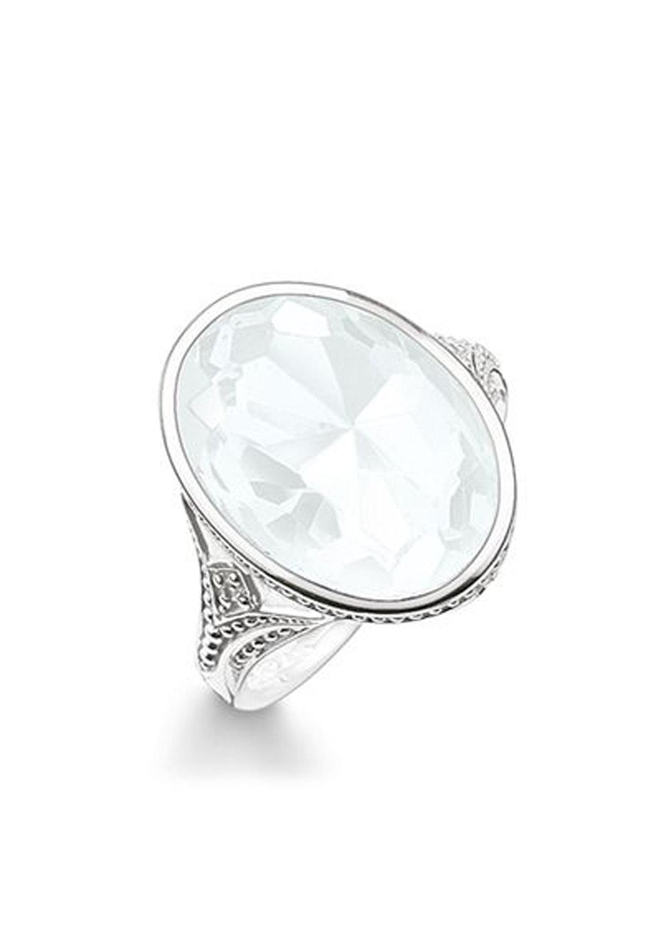 Thomas Sabo  - Lotos Rose Ring