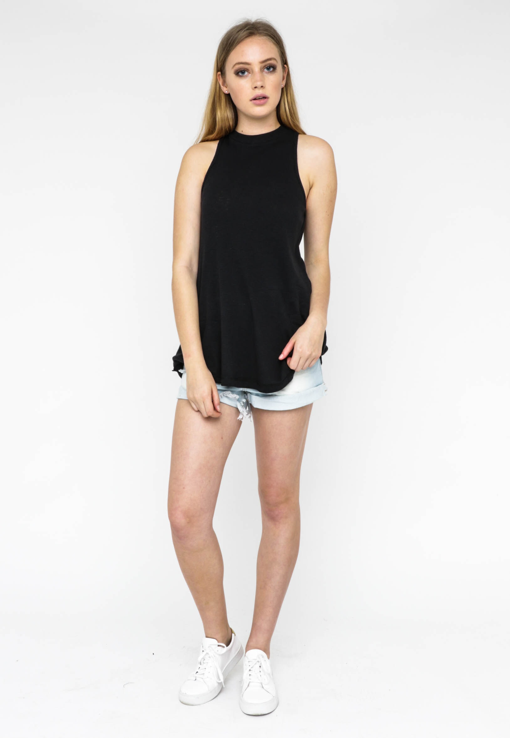 All About Eve - Jean Top - Black