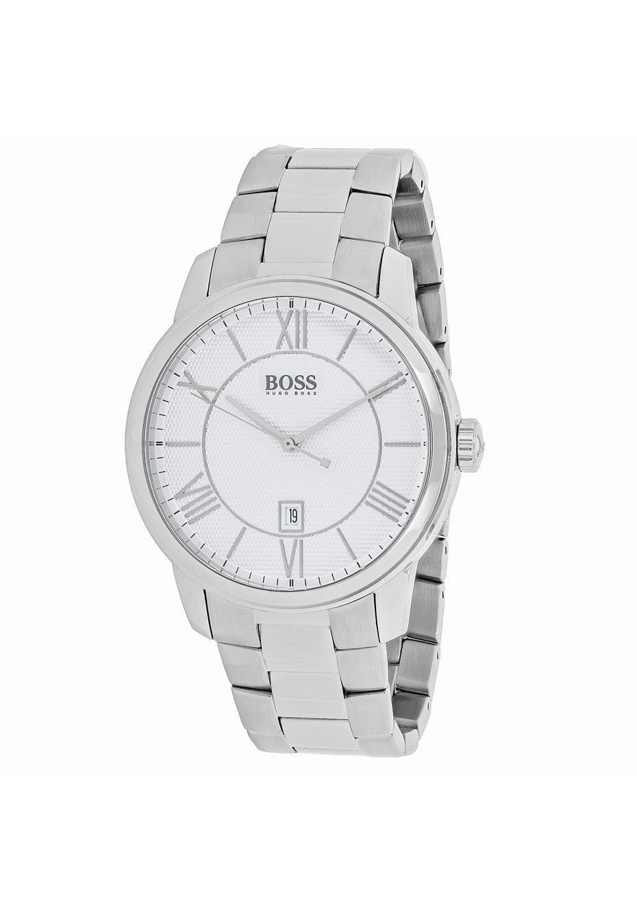 Hugo boss Men's Classic - White/Silver
