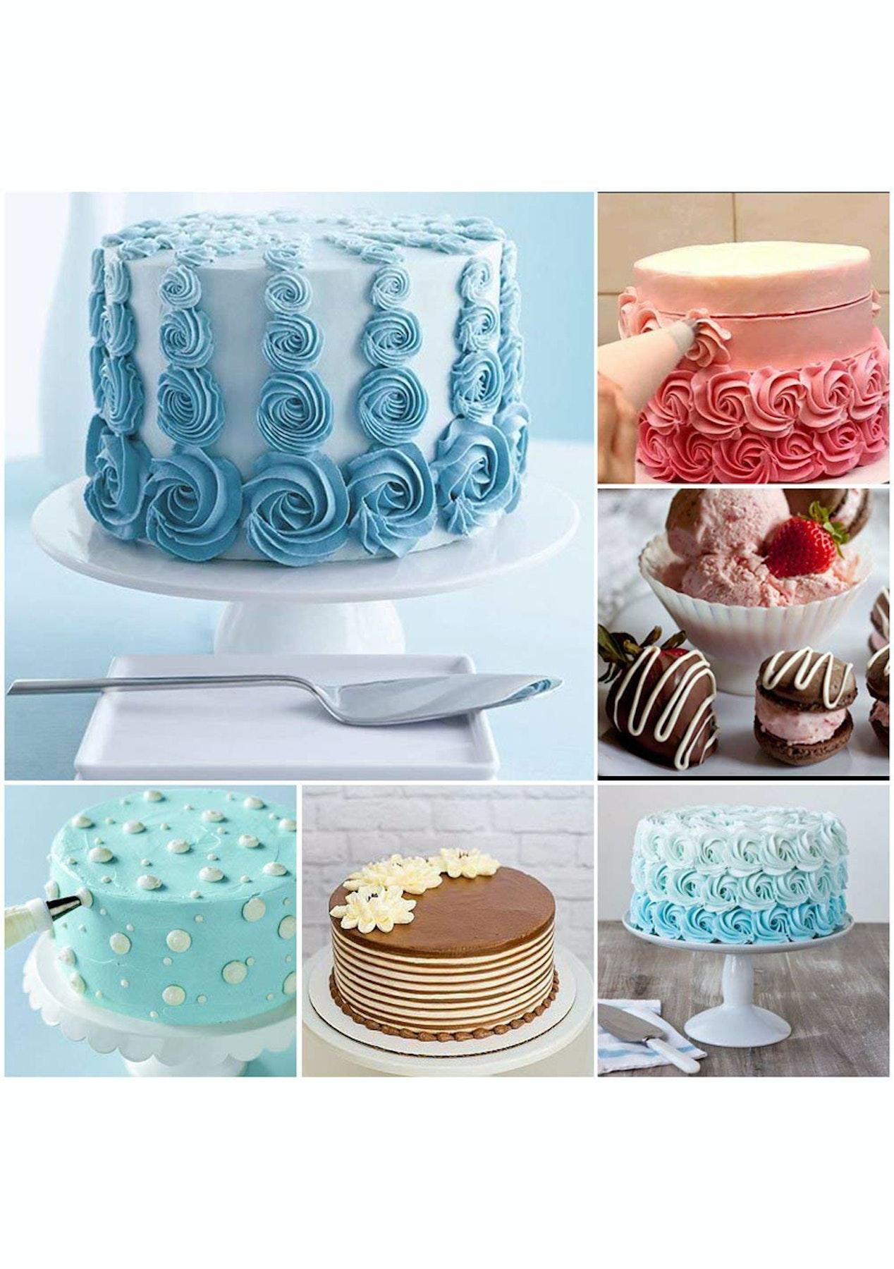 26pcs Cake Decorating Supplies Kit 10 At 10pm Onceit