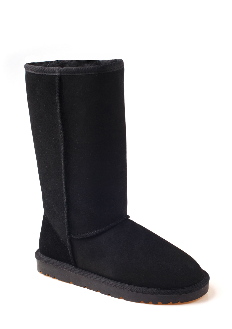 Ozwear - Ugg Classic Long Boots (Water Resistant) - Black
