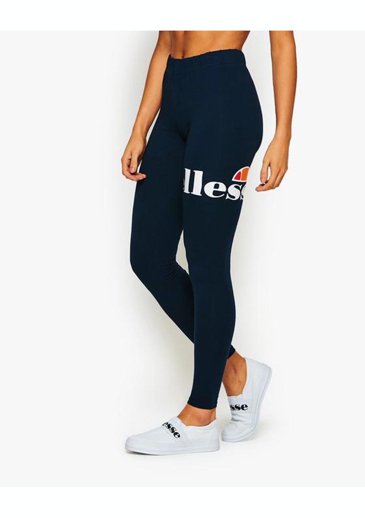 50-70%off incredible prices buy cheap Ellesse - Womens - Pemadulla Leggings - Navy