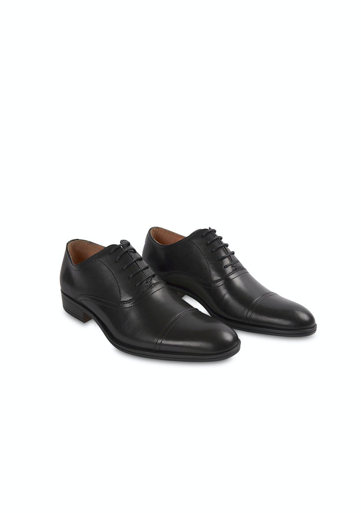 5974209c4 Jeff Banks Accolade - Performance Oxford - Black - Jeff Banks Mens Footwear    Accessories - Onceit