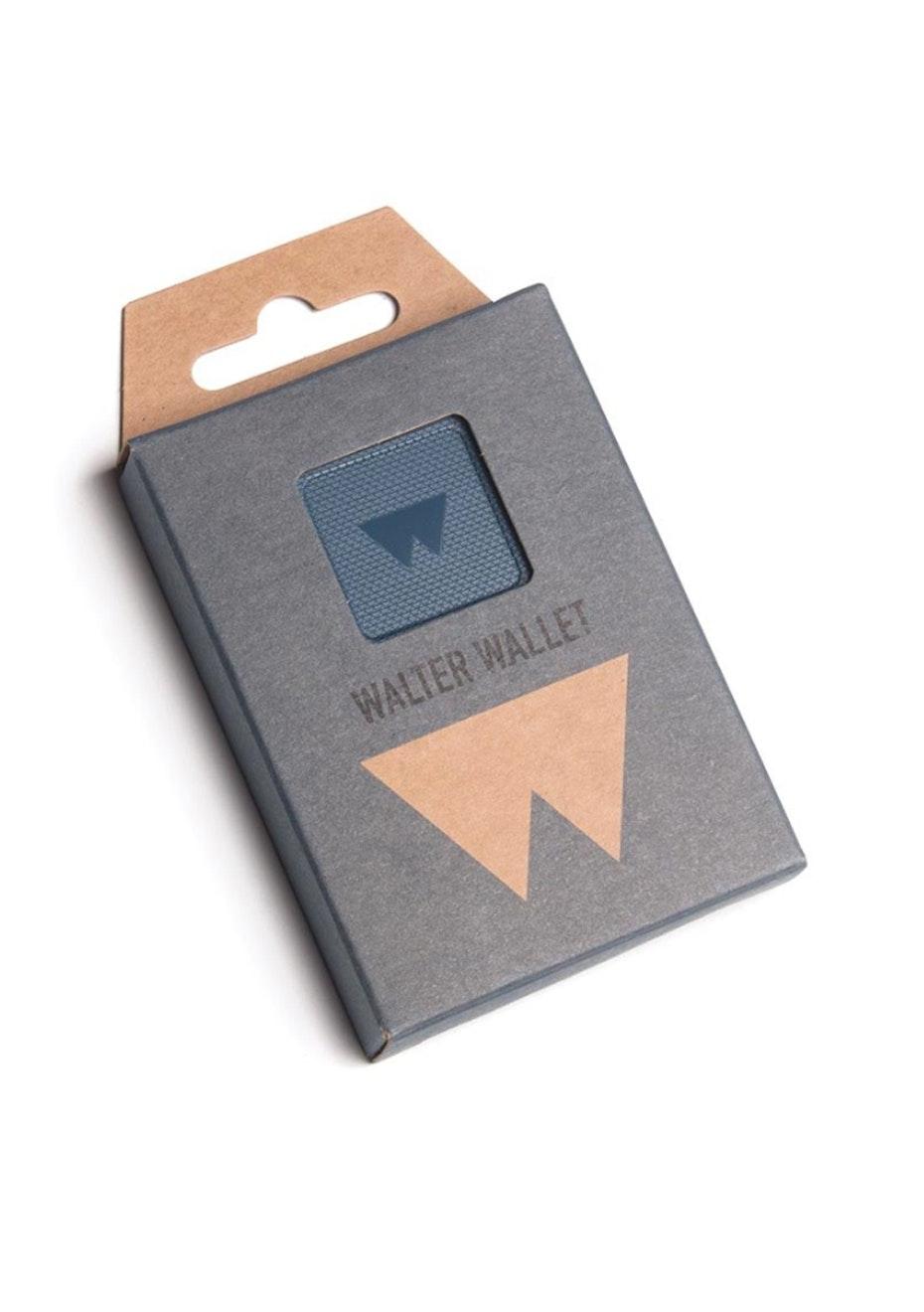 Walter Wallet - Blue
