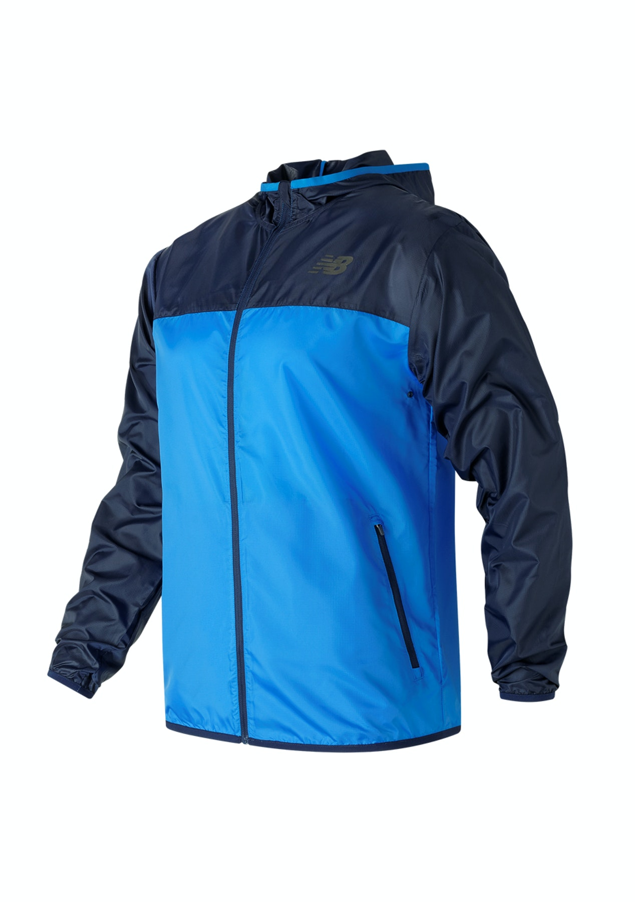 7b03df2796dba New Balance Mens - Windcheater Jacket - Electric Blue - Boxing Day Mens -  Onceit