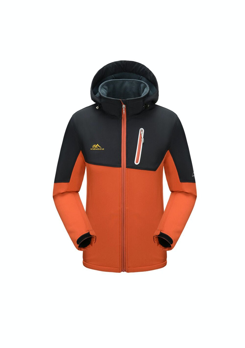 Men 2-in-1 WaterProof Jackets - Orange