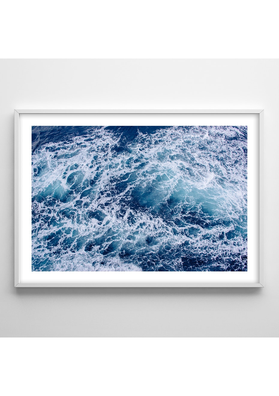 Simply Creative - Ocean - A1 Colour Print