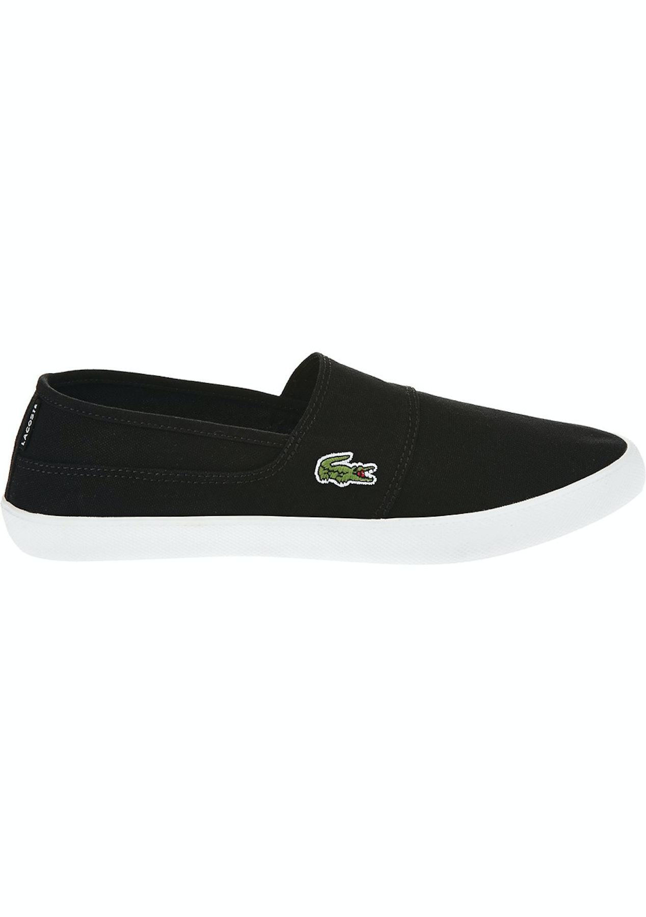 1cb8ca9f9994 Mens Lacoste - Marice Lcr - Black Black - Big Brand Mens Shoes - Onceit