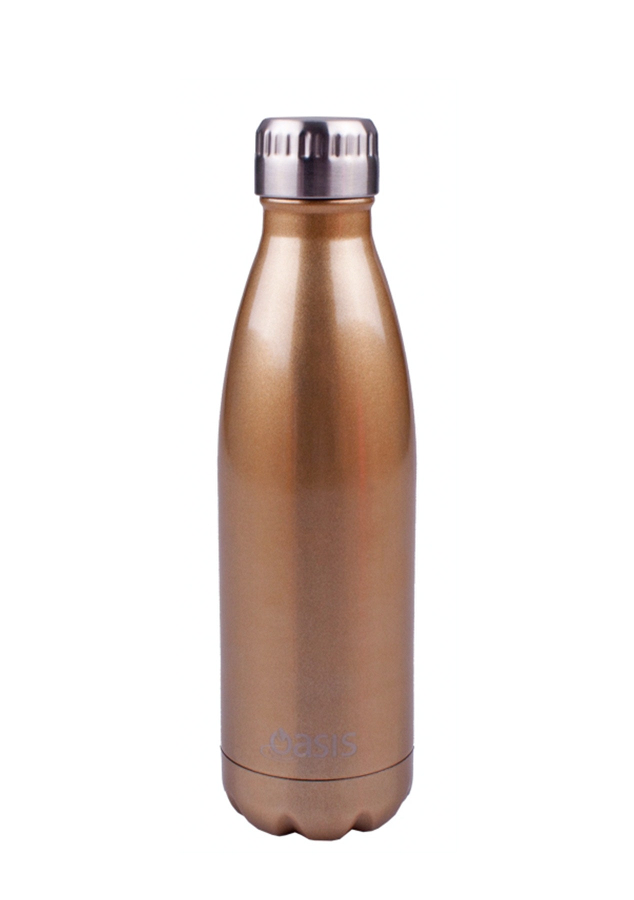 Oasis - Insulated Drink Bottle 500ml - Champagne