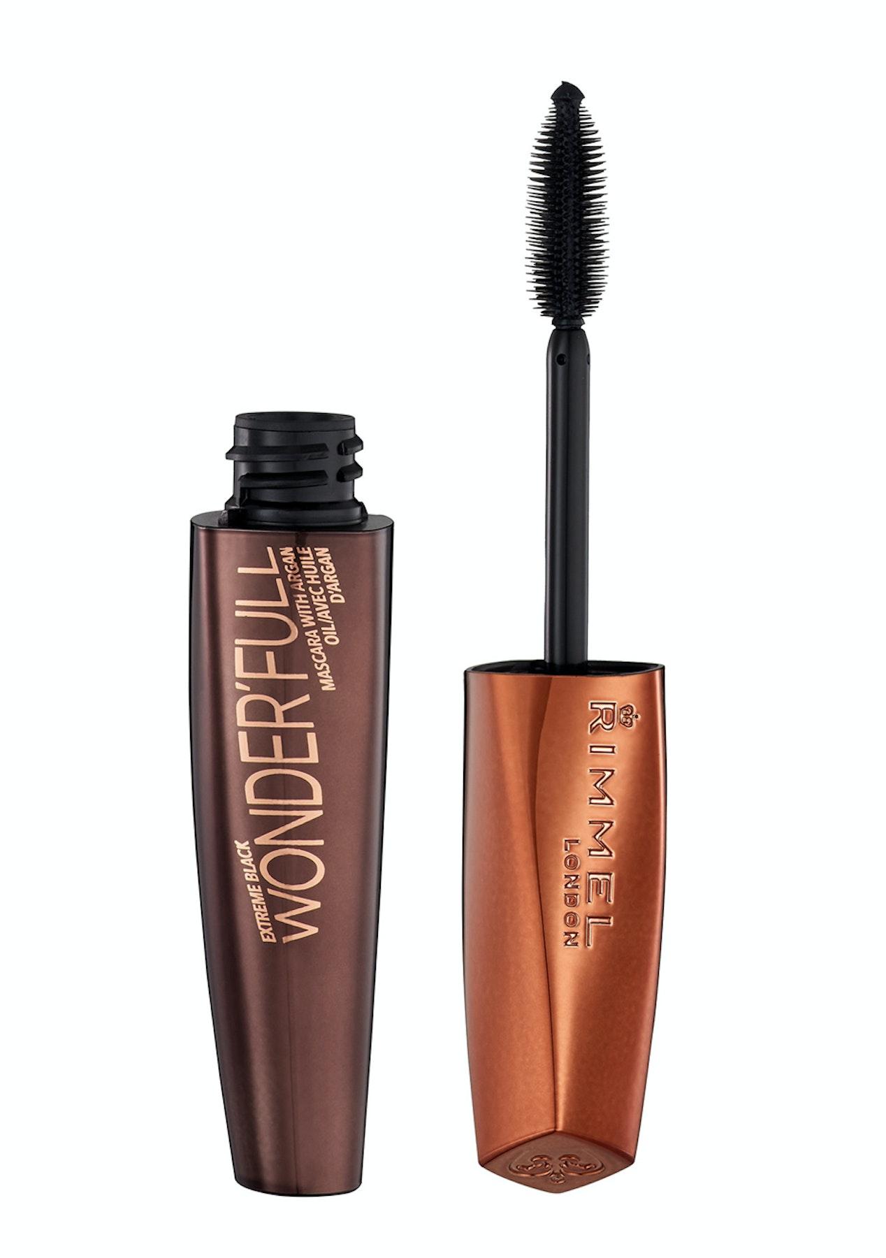 f74f1204986 Rimmel Wonderful Mascara With Argan Oil Extreme Black 003 - Big Beauty  Brand Savings - Onceit
