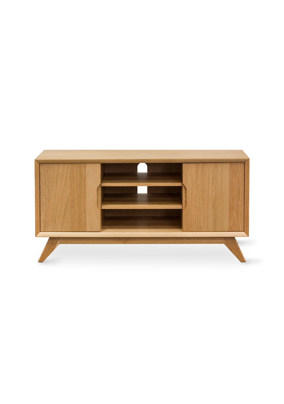 Furniture By Design - Milano Entertainment Unit- Light Oak