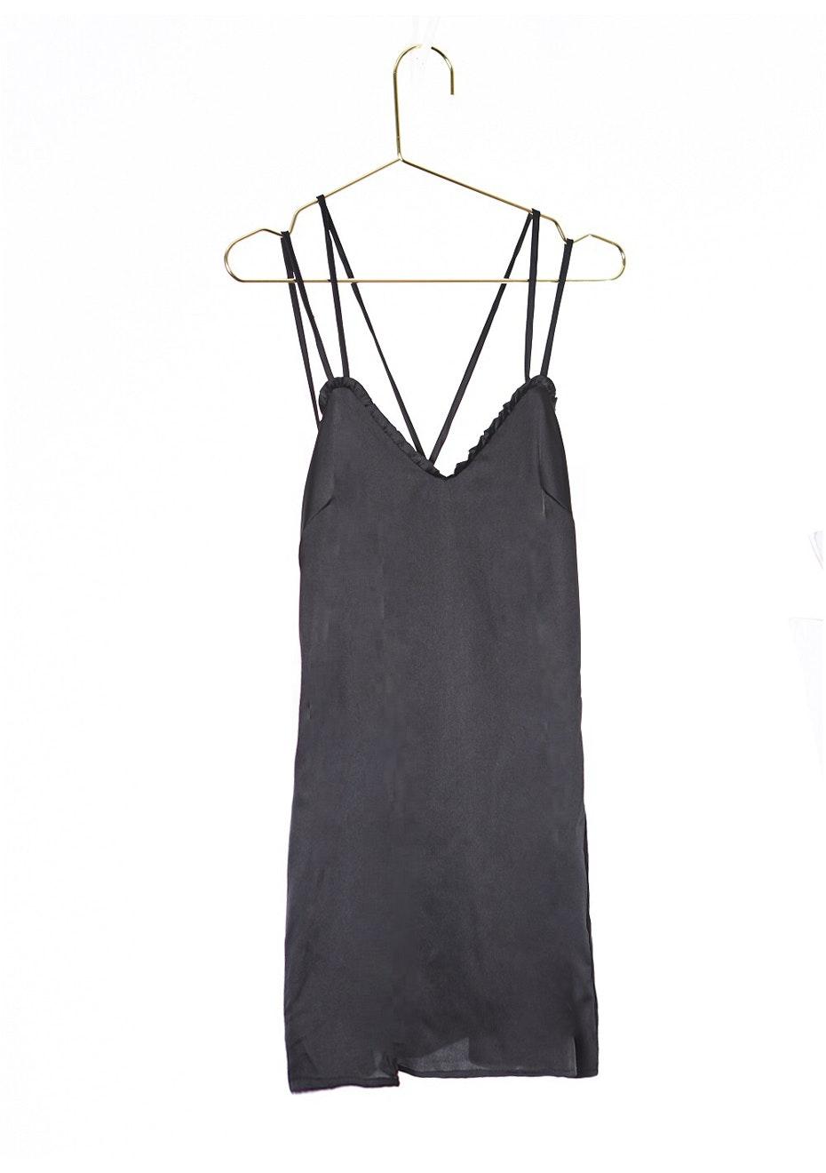 LANI DRESS - BLACK