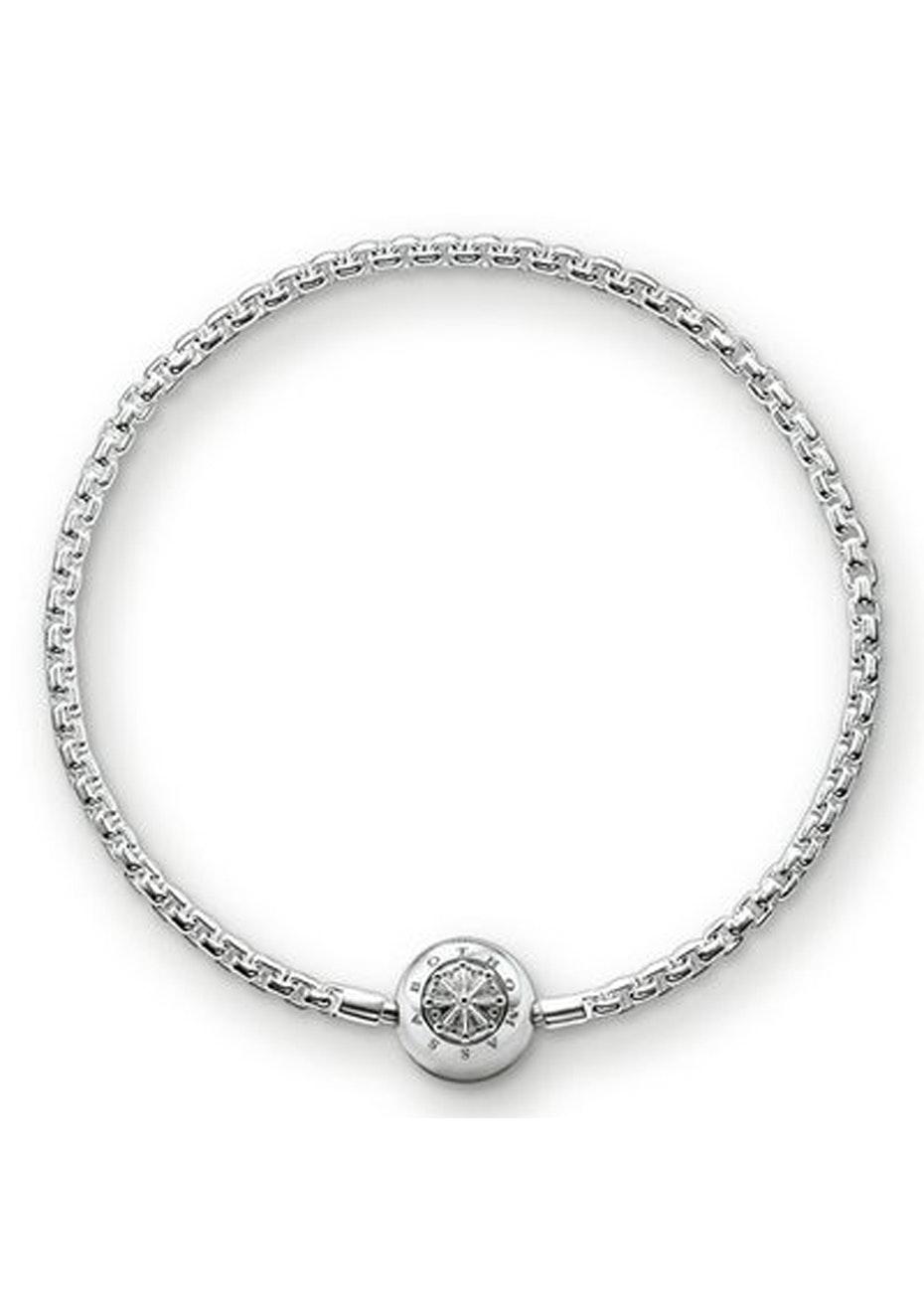 Thomas Sabo  - Karma Bracelet - Polished 19Cm