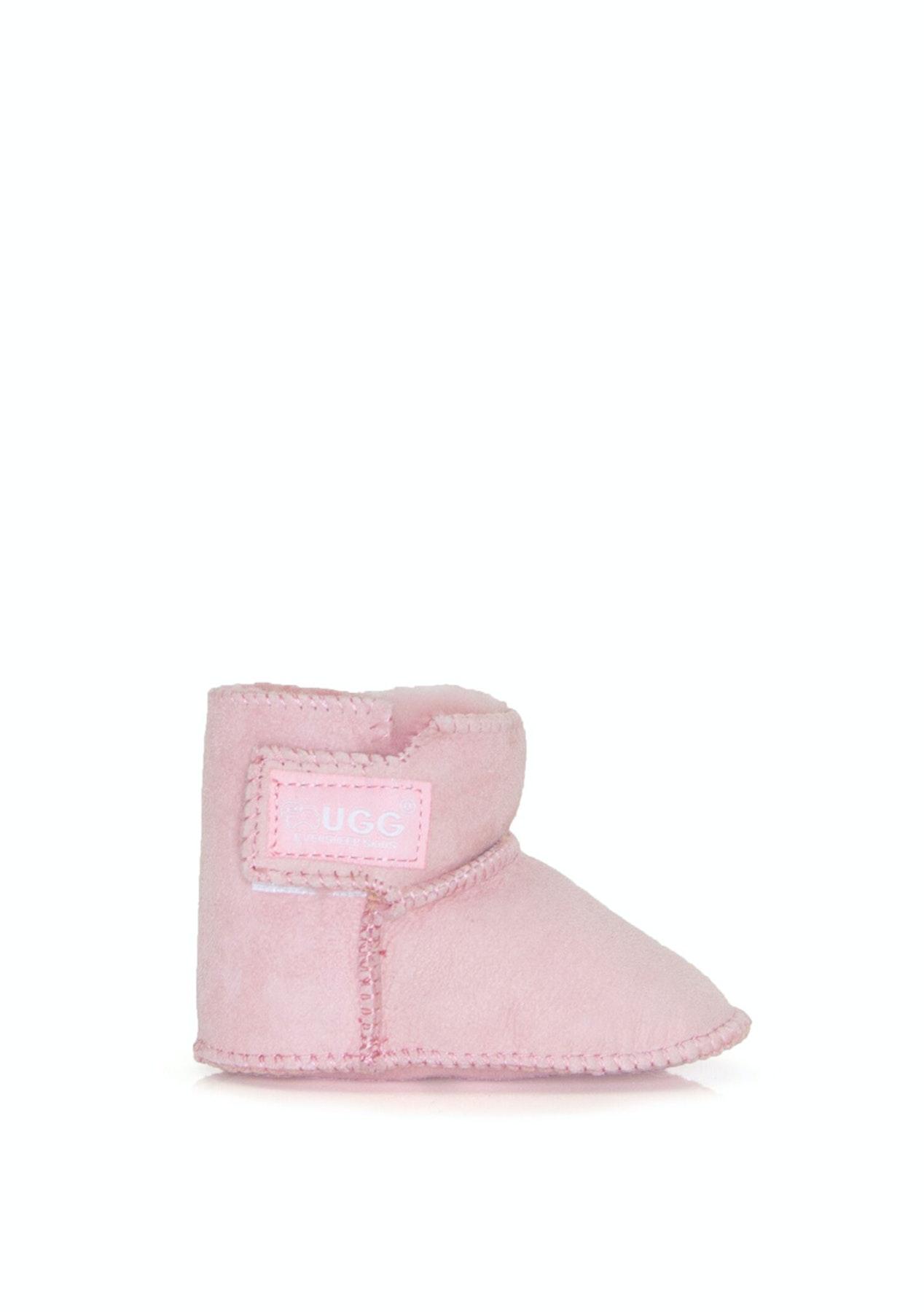 69c14a76de7 Ever Uggs - Erin baby bootie - Pink - Ever Uggs - Onceit
