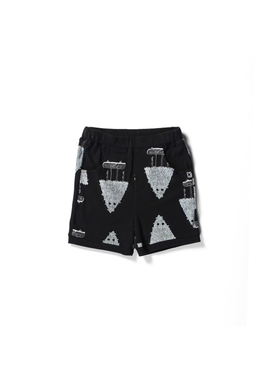 Minti - Skate Trees - Eddie Short - Boys - Black