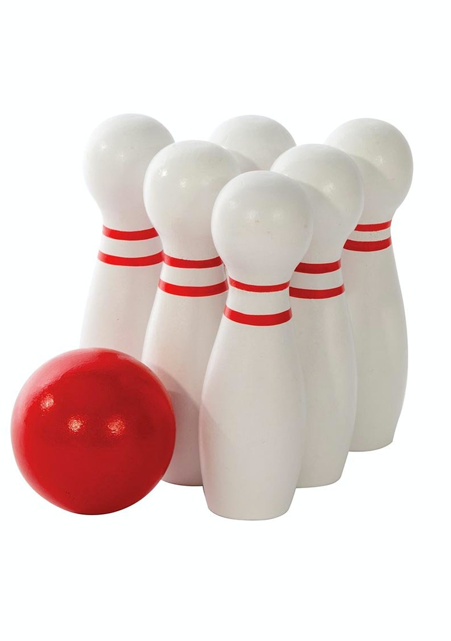 Classic Tabletop Bowling   Got To Go Gifts   Onceit