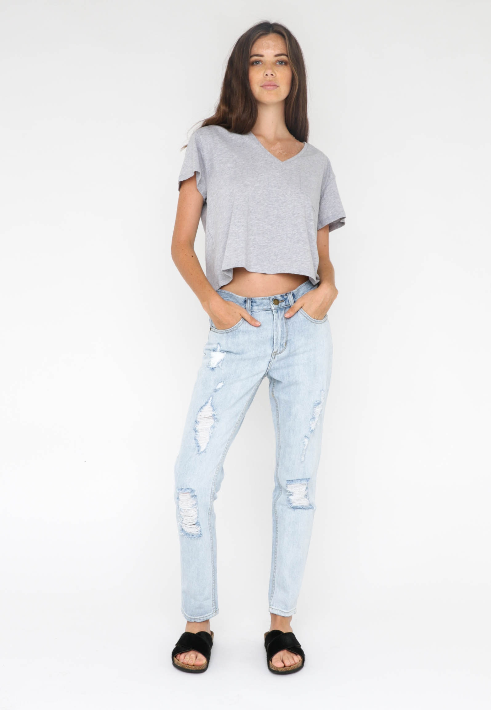 All About Eve  - Jean Hello Denim - Blue Denim
