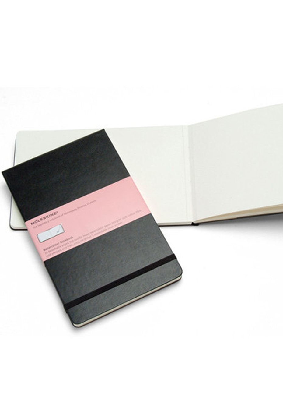 Watercolour - Hard Cover Notebook