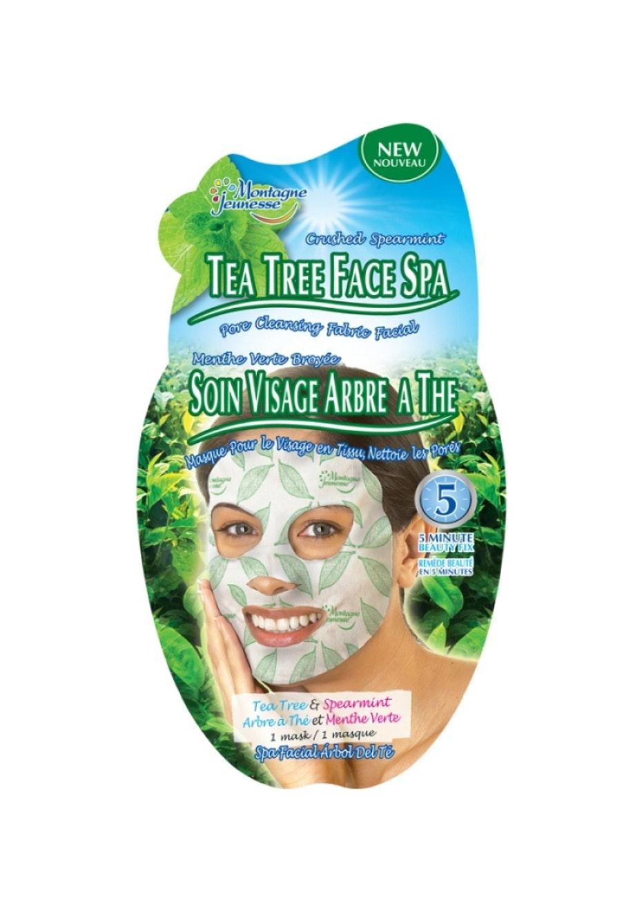 Montagne Jeunesse Tea Tree Sachet