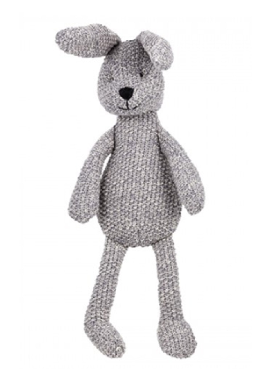 Lily & George - Fluffle Bunny Toy Grey