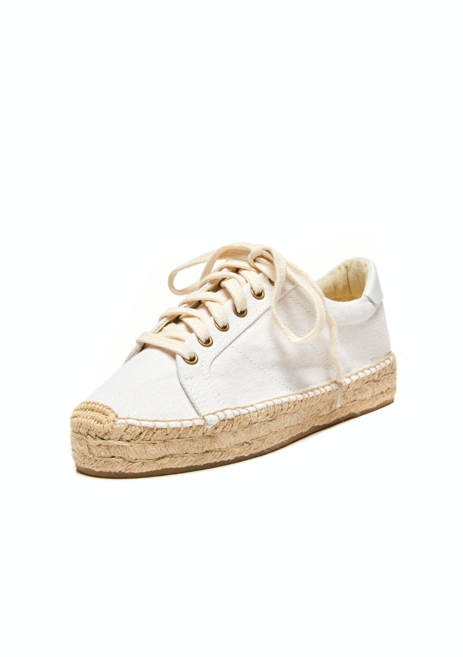 Soludos - Platform Tennis Sneaker - White