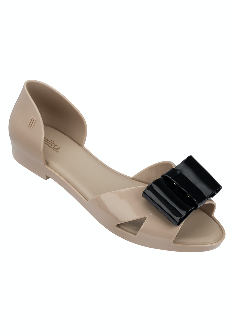 Melissa - Seduction - Beige/Black