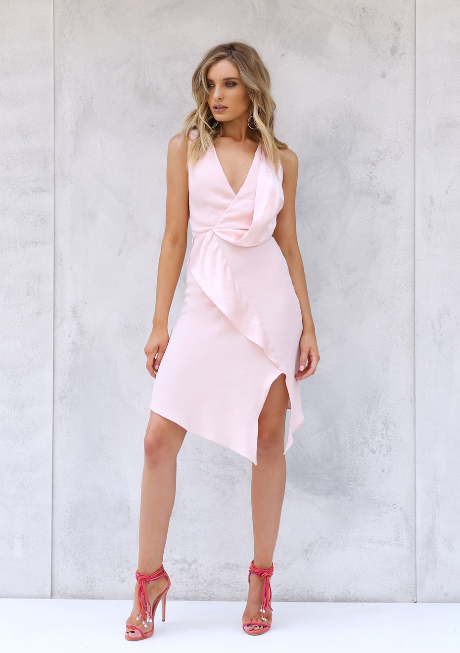 Madison - JOSIE DRESS - PINK
