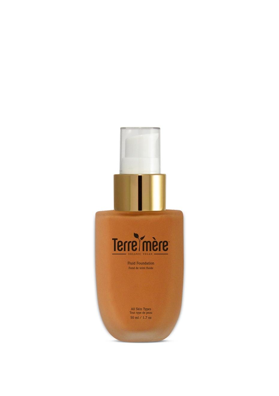 Terre Mere - Fluid Foundation - Hazelnut