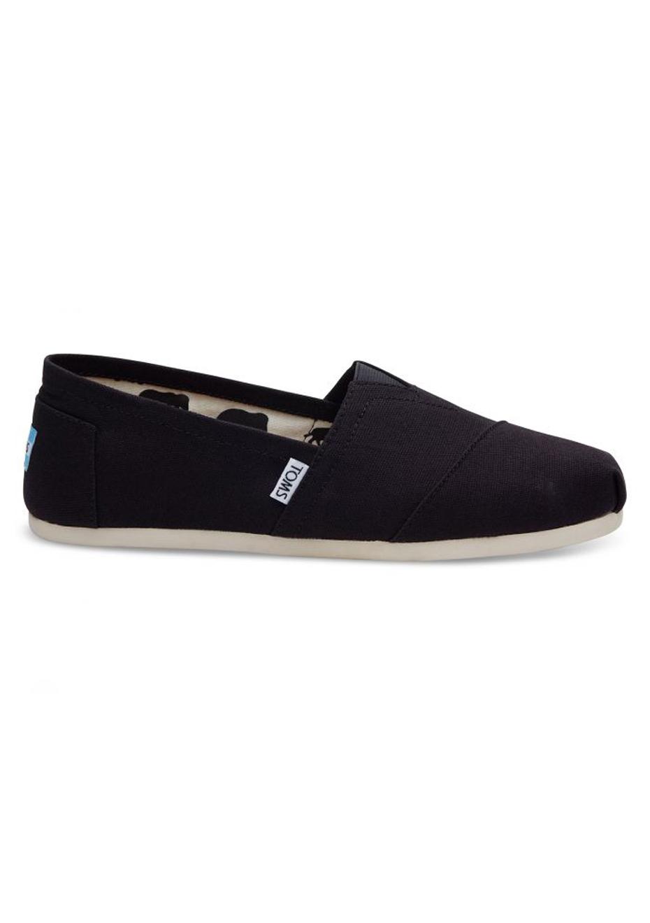 Toms Shoes - Mens Classic Alpargata