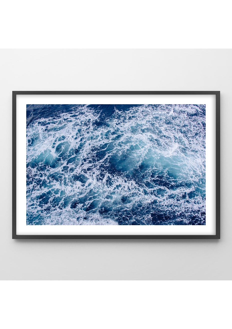 Simply Creative - Ocean - A2 Colour Print